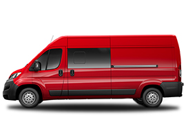 Citroen Jumper CrewCab 3-35